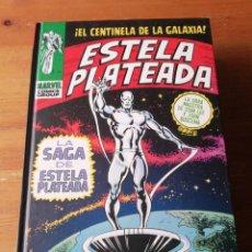 Cómics: ESTELA PLATEADA. STAN LEE. JOHN BUSCEMA. . Lote 153783722