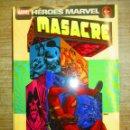 Cómics: MASACRE - DEADPOOL - HEROES MARVEL - MUERTE - Nº 13 - PANINI MARVEL. Lote 154019546