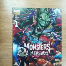 Cómics: MONSTERS UNLEASHED #1. Lote 154282106