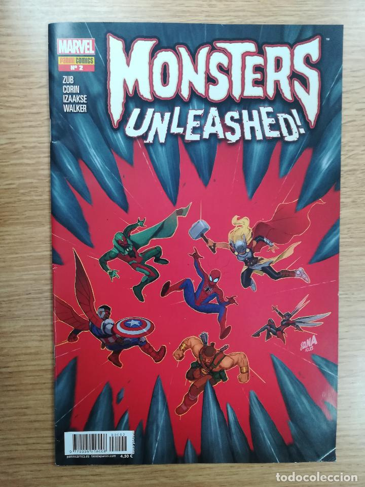 MONSTERS UNLEASHED #2 (Tebeos y Comics - Panini - Marvel Comic)