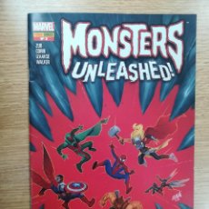 Cómics - MONSTERS UNLEASHED #2 - 154282114