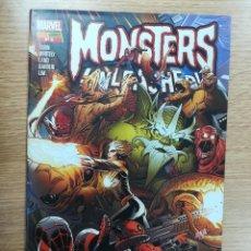 Cómics - MONSTERS UNLEASHED #3 - 154282118
