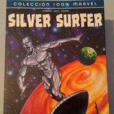 Cómics: SILVER SURFER. COLECCIÓN 100% MARVEL. Lote 31757678