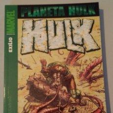 Cómics: HULK 9. EXILIO (PLANETA HULK) /MARVEL. Lote 32185445