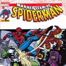 Cómics: MARVEL TEAM UP SPIDERMAN VOL.1 (OBRA COMPLETA 18 NÚMEROS) - EDICIÓN NORMAL - PANINI. Lote 154473990