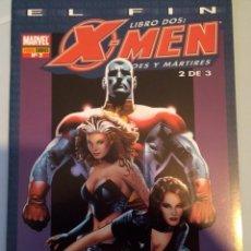 Comics : X MEN. EL FIN. HÉROES Y MÁRTIRES. LIBRO 2 - Nº2 DE 3. Lote 47746944