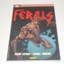 Cómics: FERALS 2. Lote 154719478