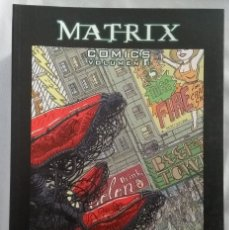 Fumetti: MATRIX VOLUMEN 1. Lote 30980164