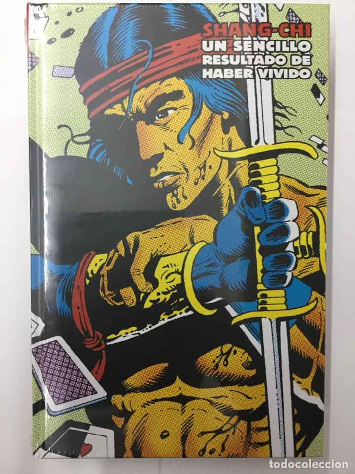 SHANG-CHI. MAESTRO DEL KUNG-FU 6 (MARVEL LIMITED EDITION) - PANINI / MARVEL (Tebeos y Comics - Panini - Marvel Comic)