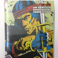 Cómics: SHANG-CHI. MAESTRO DEL KUNG-FU 6 (MARVEL LIMITED EDITION) - PANINI / MARVEL. Lote 154769945