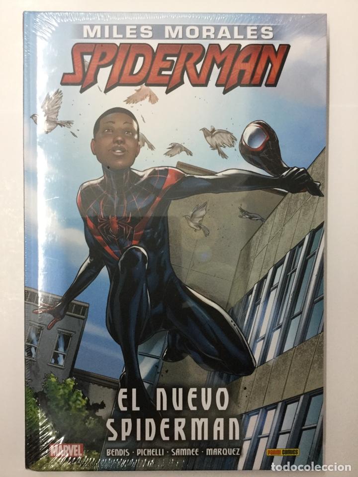 MILES MORALES: SPIDERMAN. EL NUEVO SPIDERMAN - PANINI / MARVEL (Tebeos y Comics - Panini - Marvel Comic)
