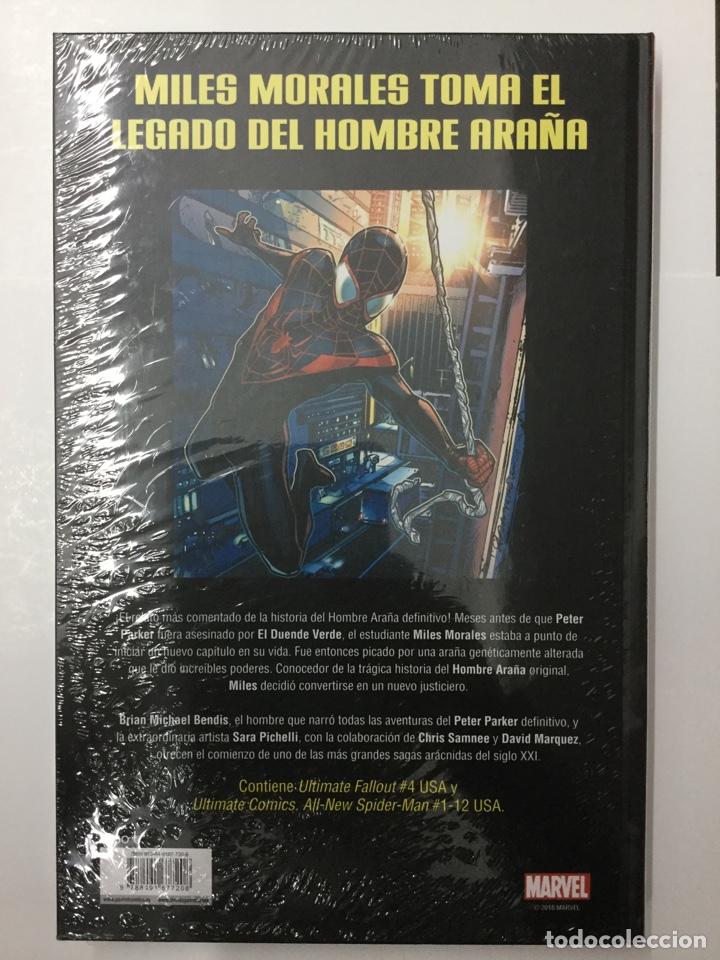 Cómics: Miles Morales: Spiderman. El nuevo Spiderman - Panini / Marvel - Foto 2 - 289814478