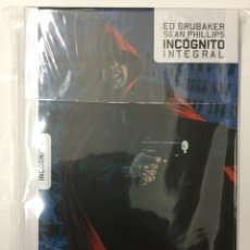 Cómics: INCÓGNITO. INTEGRAL - ED BRUBAKER, SEAN PHILLIPS - PANINI / EVOLUTION COMICS. Lote 154919130