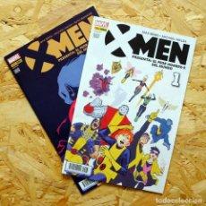 Cómics: X-MEN PRESENTA 68 Y 69. EL PEOR HOMBRE-X DEL MUNDO (COMPLETA). Lote 155094918