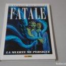 Cómics: FATALE 1 LA MUERTE ME PERSIGUE. Lote 155111734