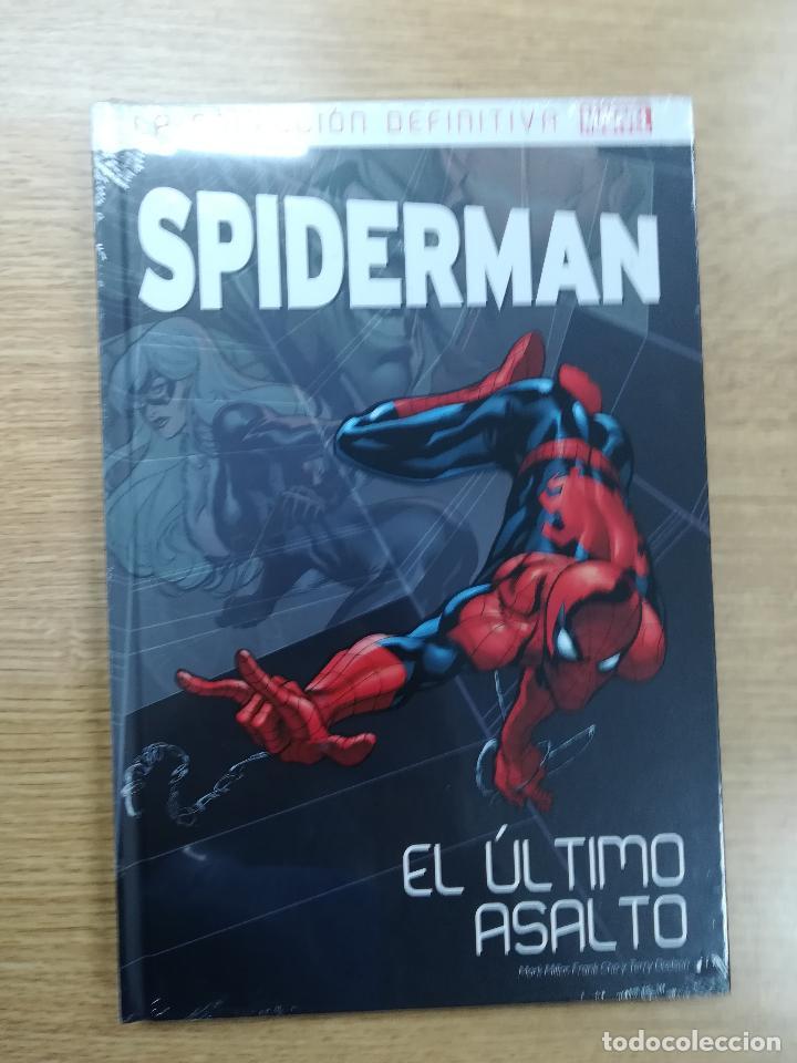 SPIDERMAN LA COLECCIÓN DEFINITIVA #45 EL ULTIMO ASALTO (Tebeos y Comics - Panini - Marvel Comic)