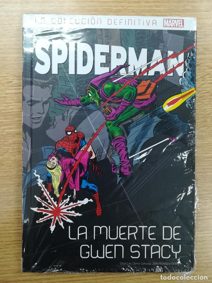 SPIDERMAN LA COLECCIÓN DEFINITIVA #4 LA MUERTE DE GWEN STACY (Tebeos y Comics - Panini - Marvel Comic)