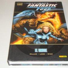 Cómics: MARVEL DELUXE ULTIMATE FANTASTIC FOUR EL CRUCE. Lote 155202830