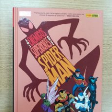 Cómics: LOS ENEMIGOS SUPERIORES DE SPIDERMAN (100% MARVEL HC). Lote 155257592