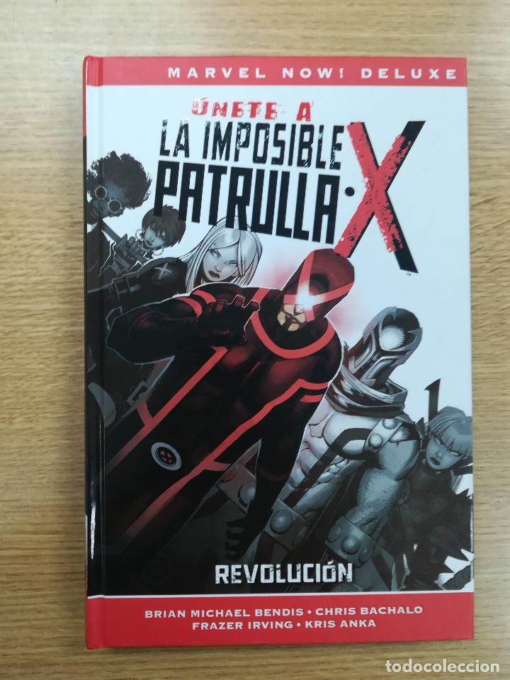 PATRULLA X DE BRIAN M. BENDIS #2 REVOLUCION (MARVEL NOW DELUXE) (Tebeos y Comics - Panini - Marvel Comic)