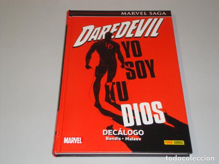 MARVEL SAGA DAREDEVIL 13 YO SOY TU DIOS (Comics und Tebeos - Panini - Marvel Comic)
