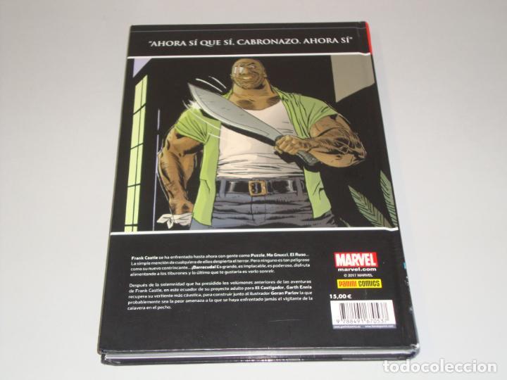 Cómics: Marvel saga El Castigador 7 Barracuda - Foto 2 - 155334906