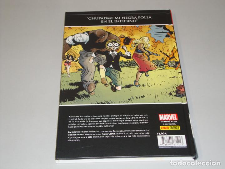 Cómics: Marvel saga El Castigador 8 El regreso de Barracuda - Foto 2 - 155334978
