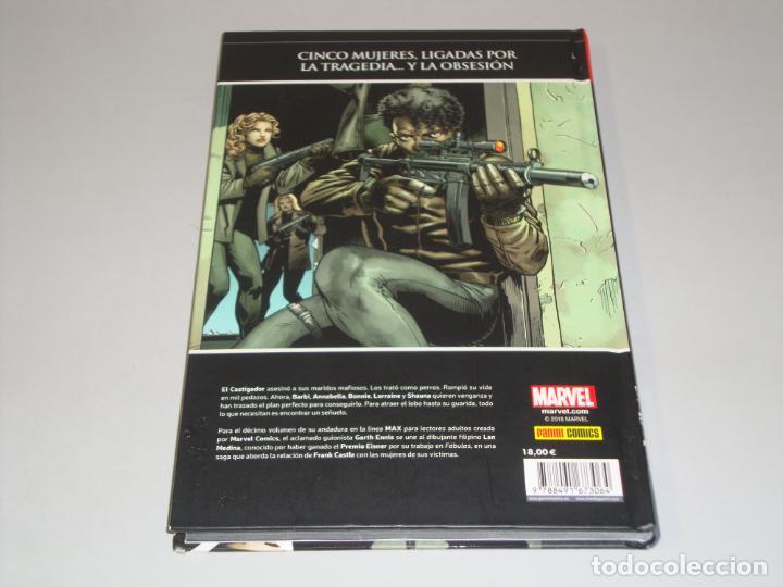 Cómics: Marvel saga El Castigador 10 Las viudas - Foto 2 - 155335222