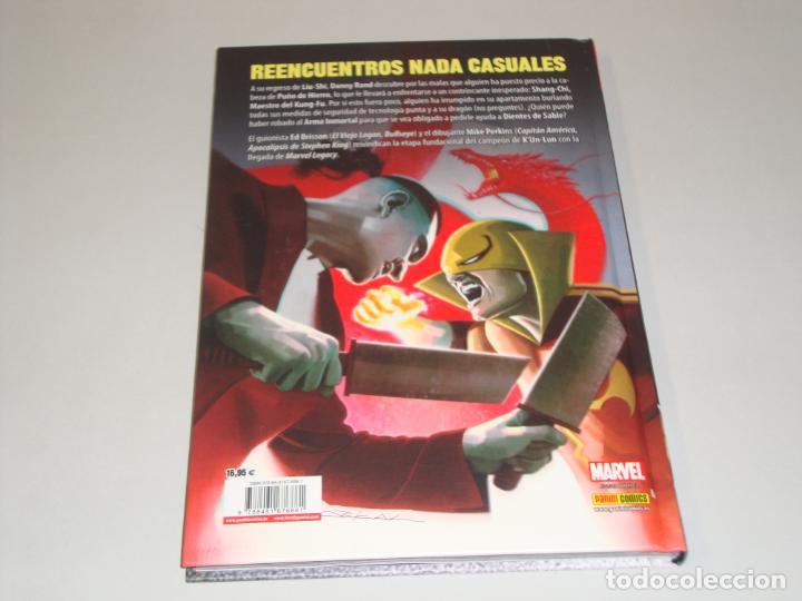 Comics: Coleccion 100 % Puño de Hierro 2 Dientes de sable: Segundo Asalto - Foto 2 - 155335590