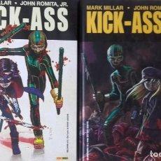 Cómics: KICK-ASS 1 Y 2 EN TAPA DURA. Lote 155438330