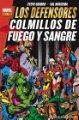 Lote 155492146: Marvel Gold. Los Defensores: Colmillos de Fuego y Sangre Panini Cómics