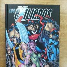 Cómics: EXILIADOS #1 POR LA MADRIGUERA DEL CONEJO (100% MARVEL HC). Lote 155625852