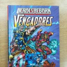 Cómics: HEROES REBORN LOS VENGADORES (100% MARVEL HC). Lote 155625868