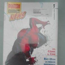 Cómics: PANINI COMIC NEWS 17 NUMEROS #. Lote 155760530