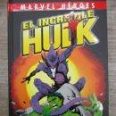 Cómics: EL INCREIBLE HULK - LA ENCRUCIJADA - MARVEL HEROES - BUSCEMA - MIGNOLA - PANINI. Lote 155763090