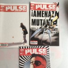 Cómics: THE PULSE - SECRET WAR - PARTE 1,2 Y 3 -EDITA : PANINI. Lote 47114653