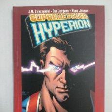 Cómics: SUPREME POWER: HYPERION - MARVEL - PANINI -. Lote 155927618