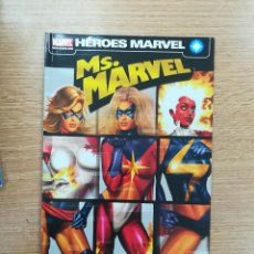 Cómics: MS MARVEL #5 MONSTRUO Y MARAVILLA. Lote 155939641