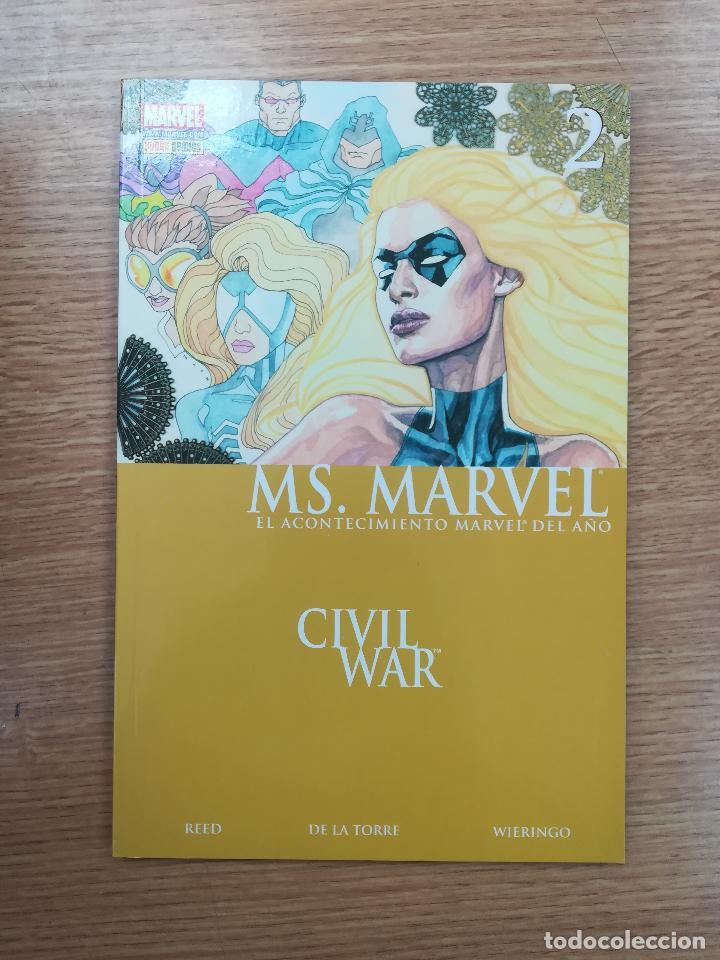 MS MARVEL #2 TU PEOR ENEMIGO (Tebeos y Comics - Panini - Marvel Comic)