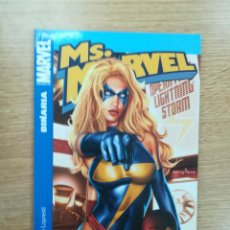 Cómics: MS MARVEL #3 BINARIA. Lote 155939717