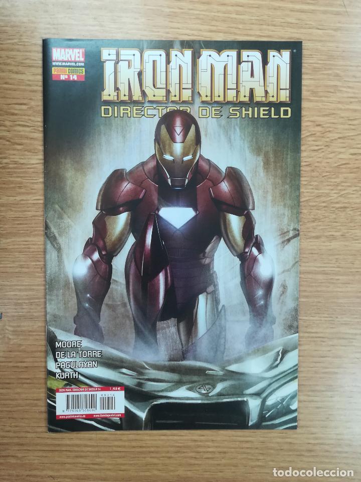 IRON MAN VOL 1 #14 (Tebeos y Comics - Panini - Marvel Comic)