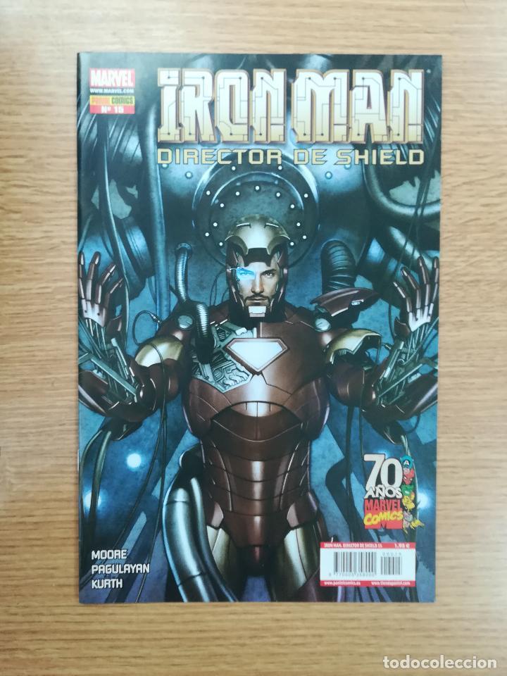 IRON MAN VOL 1 #15 (Tebeos y Comics - Panini - Marvel Comic)