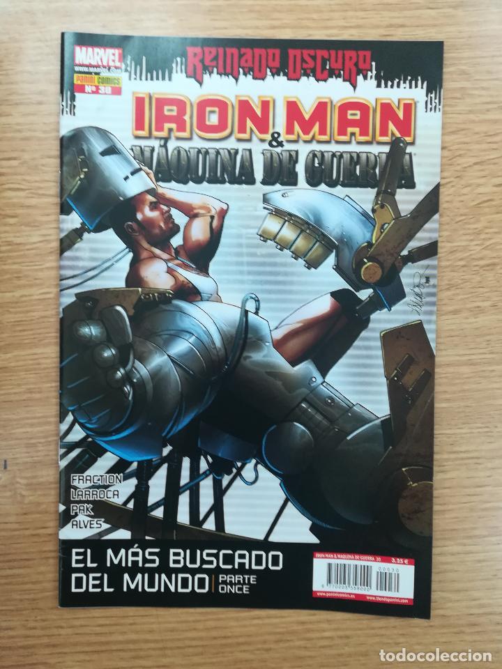 IRON MAN VOL 1 #30 (Tebeos y Comics - Panini - Marvel Comic)