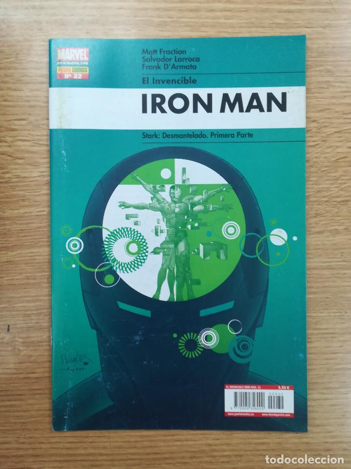 IRON MAN VOL 1 #32 (Tebeos y Comics - Panini - Marvel Comic)