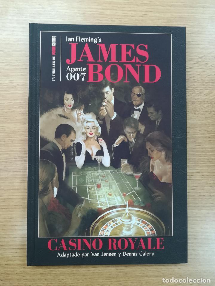 JAMES BOND CASINO ROYALE (Tebeos y Comics - Panini - Otros)