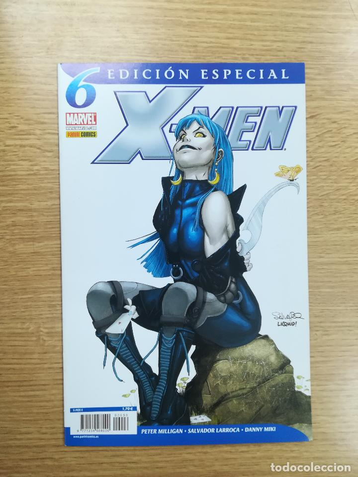 X-MEN VOL 3 #6 EDICION ESPECIAL (Tebeos y Comics - Panini - Marvel Comic)