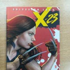 Cómics: X-23 #1 DOS CUMPLEAÑOS Y TRES FUNERALES (100% MARVEL). Lote 156155616