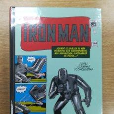 Cómics: IRON MAN #1 NACE IRON MAN (MARVEL GOLD OMNIBUS). Lote 156155620