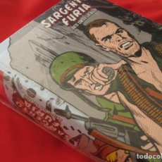 Cómics: SARGENTO FURIA--MARVEL LIMTED EDITION--SIETE CONTRA LOS NAZIS--PANINI COMICS--NUEVO. Lote 156192678