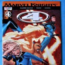 Cómics: MARVEL KNIGHTS 4 - Nº 5 - PANINI-MARVEL 2005 ''MUY BUEN ESTADO''. Lote 156247346
